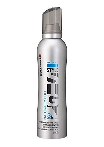 Goldwell Naturally Full 1 x 200 ml Style Sign Volume GW Föhn & Finish Volumenspray by Goldwell