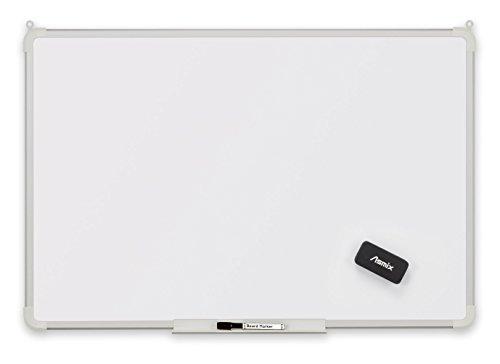 アスカ(Asmix) アルミフレーム  ホワイトボード タテヨコ両用 LLサイズ  AWB047