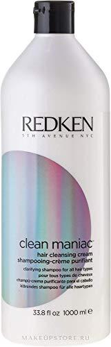 Redken Hair Cleansing Creme Shampoo, 1er Pack, (1x 1000 ml)