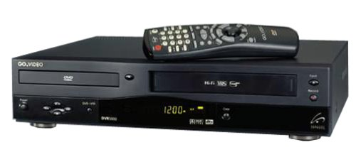 Amazing Deal GoVideo DVR5000 DVD-VCR Combo