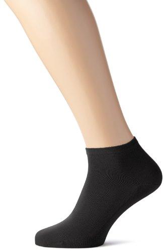 Hudson Herren Relax Cotton Dry Socken, Schwarz (BLACK 0005), (Herstellergröße: 43/46)