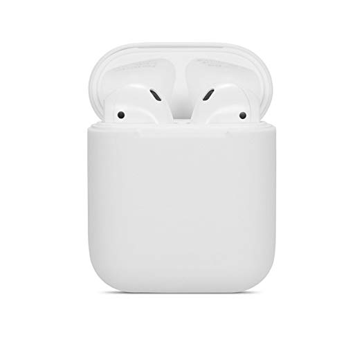 Pennytupu Airpods One and Two Generations - Funda universal de silicona para auriculares inalámbricos (impermeable)