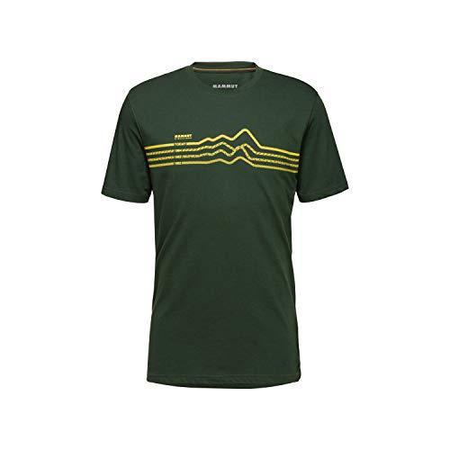 Mammut Herren Seile T Shirt, Woods Prt0, M EU