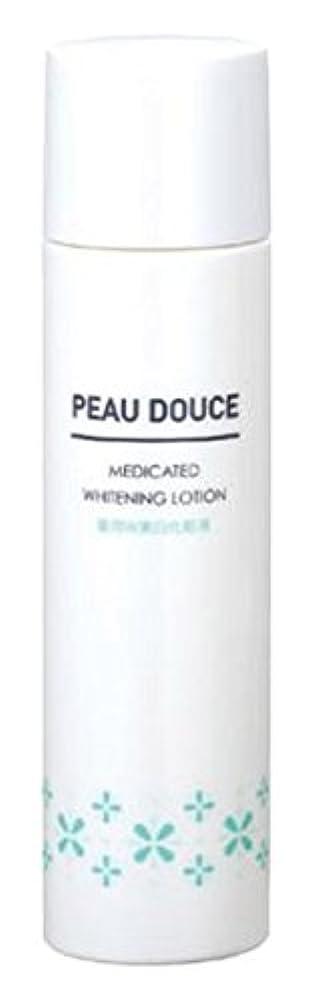 韓国語韓国語複製するPEAU DOUCE ポ?ドゥース 薬用W美白化粧液 医薬部外品