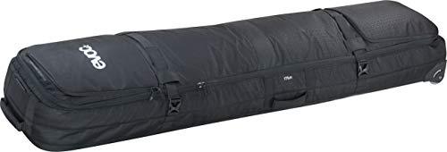 evoc Sac de Transport Snow Gear Roller 155 l (Noir) XL 195 x 39 x 20 cm