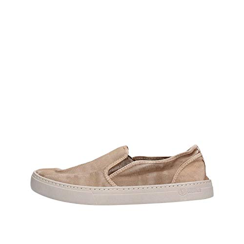 Natural World 6601E Slip On Uomo Beige 42