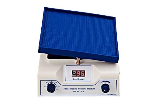 NEWTRY BETS-M5 Universal Lab Transference Seesaw Shaker Micro Mini Decolorization Table Rotator Oscillator (110V)