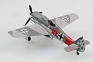 Easy Model WWII German Fw190 A-8 5/JG300 Red 19 Reich 1944 1/72 Non diecast Plane