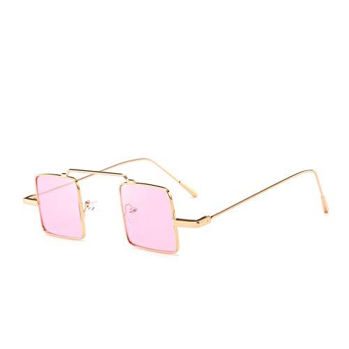 Klassische Horn Gestell Halbrahmen Polarisierte Sonnenbrille für Damen & Herren Retro Vintage Stil Unisex Brille Pornobrille Fliegerbrille -