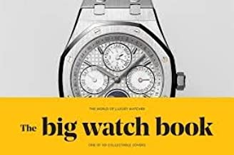 the big watch book esquire - issue 1 ( 2015 )