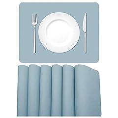 Tischsets Abwaschbar