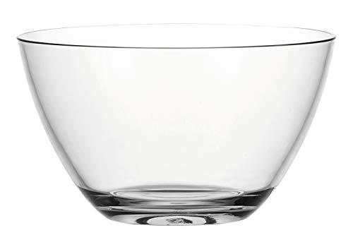 LEONARDO HOME ACTIVE Schalen, Kalk-Natron Glas, klar, 28 x 28 x 15.5 cm