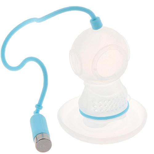 Case Cover Startseite Silikon Tee-Taucher Form Teesieb Wiederverwendbare Ungeheftetes Filter Diffusor
