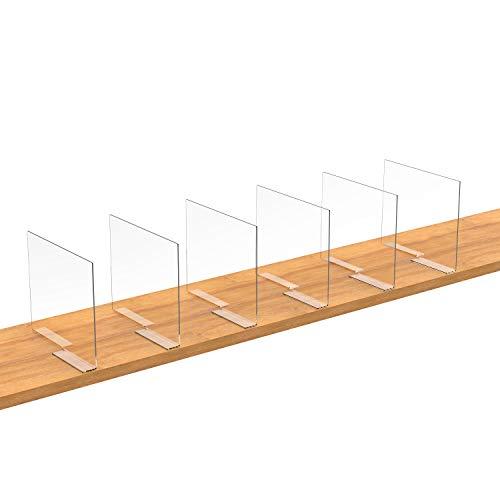 Adjustable Wooden Shelving