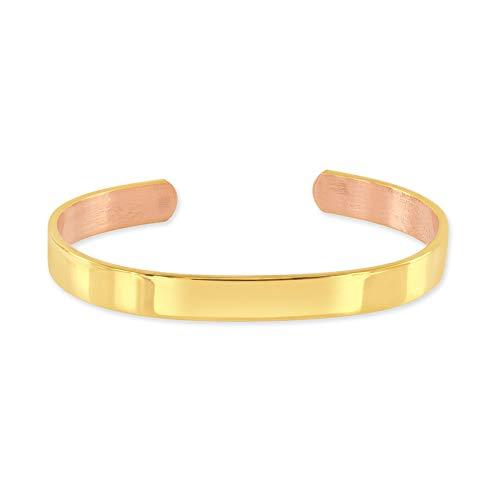 Sabona Magnetarmband aus Kupfer für Gesundheit und Gelenk, 30 g, Cranberry.