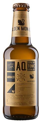 Aqua Monaco Golden Extra Dry Tonic Water 0,23 Liter