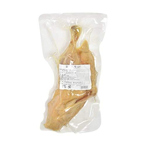 友盛冷凍塩水鴨(塩味茹で鴨肉)半羽鴨肉・中華料理人気商品・特色料理・調理簡単