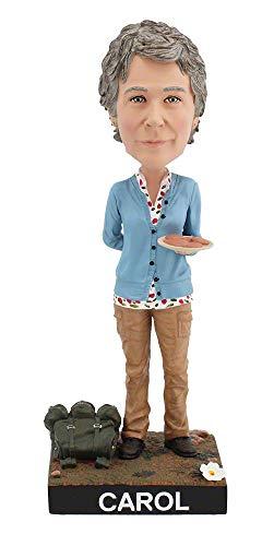 Royal Bobbles The Walking Dead Carol Collectible Bobblehead Figure