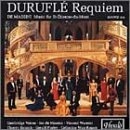 Requiem by DURUFLE REQUIEM ST ETIENNE DU (2000-01-01)