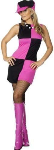 Vintage Style Dresses | Vintage Inspired Dresses Smiffys Womens Swinging 60s Costume  AT vintagedancer.com
