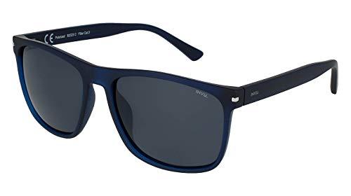 INVU Sonnenbrille B 2025 C blau polarisierte Gläser