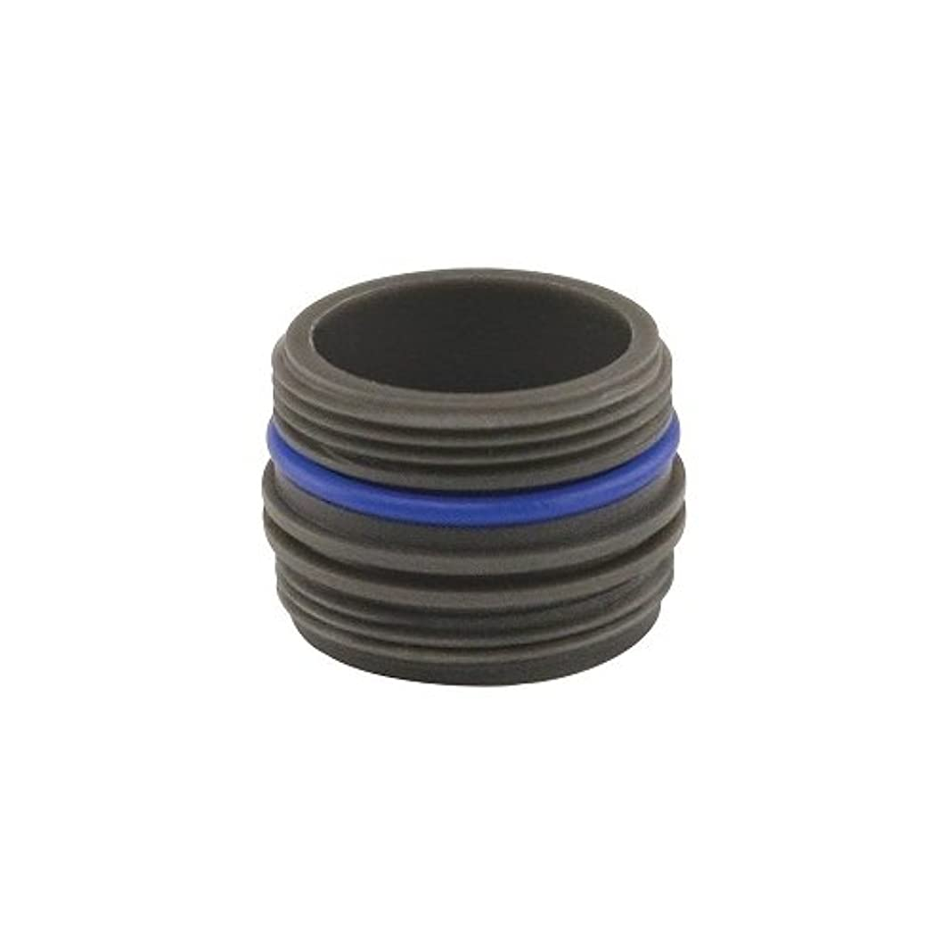 Neoperl 13 0390 2 Cache Adapter, Acetal Construction for Junior Size Cache, Male M21.5 x 1 Top Threads, Male 55/64