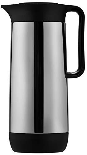 Helios Contur Isolierkanne, Edelstahl, 1 Liter