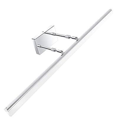 Aipsun 40 inch Modern LED Vanity Lights Adjustable Bathroom Vanity Light Fixtures Bathroom Wall Lights Modern Vanity Lighting 5500K