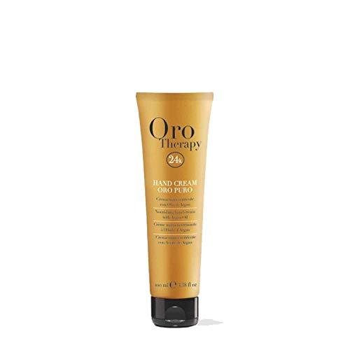 Fanola Oro Puro Therapy Hand Cream 130 g