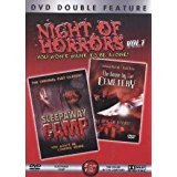Night of Horrors, Vol. 1: Sleepaway Camp/House By The Cemetery