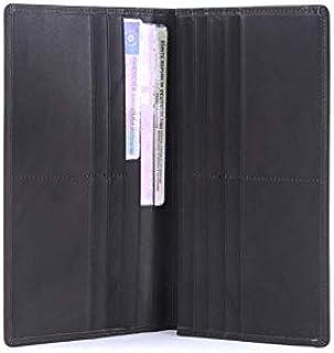 BREE Times 108 Brieftasche in braun