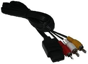 AV Audio / Video Cable for Nintendo Gamecube