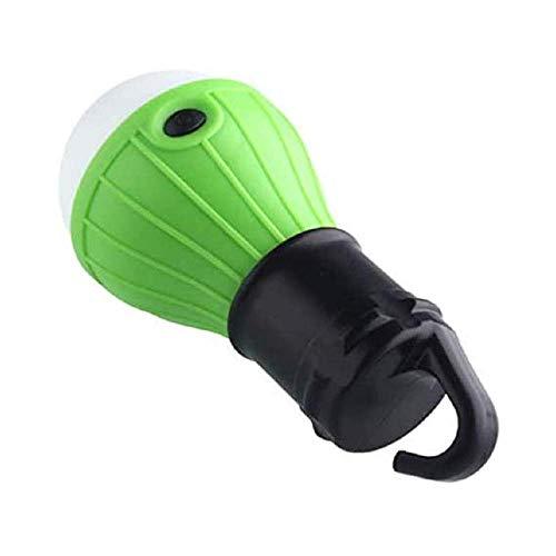 Gwill camping linterna al aire libre colgante 3led tienda de campaña bombilla pesca linterna lámpara nueva Gd luces al aire libre