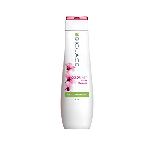 BIOLAGE Colorlast Shampoo | Paraben free|Helps Protect Colored Hair & Maintain Color Vibrancy | For Colored Hair