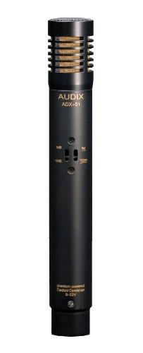 Audix ADX51 - Microfono de condensador, ideal para overheads