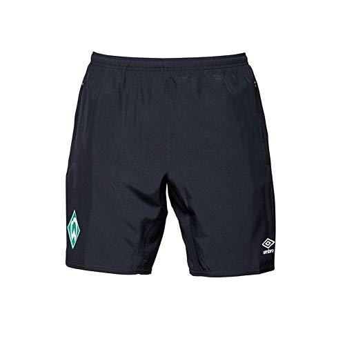 Werder Bremen Training Boardshorts Shorts (134, schwarz)