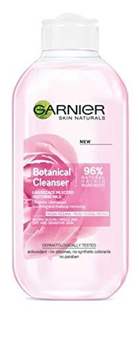Garnier Botanical Cleanser Beruhigende Milch Für Trockene Und Empfindliche Haut Rosenwasser 200ml