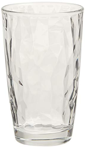 Bormioli Rocco Diamond Cooler Lot de 6 verres transparents 473 ml
