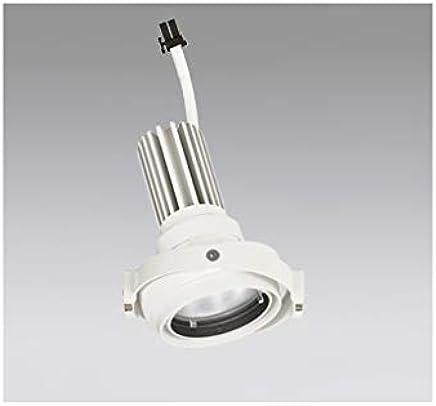 ODELIC LEDマルチユニバーサル灯体 高効率タイプ CDM-T35W相当 オフホワイト 49°白色 4000K 専用調光器対応(ハウジング?電源別売) XS413205