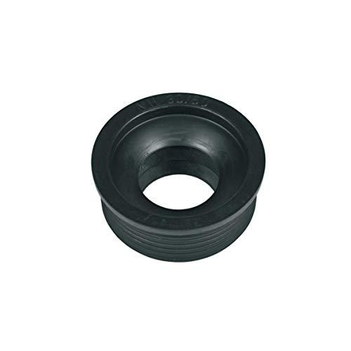 DL-pro Gummi-Siphonmanschette Dichtung Außen Ø 50 mm x Innen Ø 28-30 mm für Abflussrohr Waschbecken Waschtisch