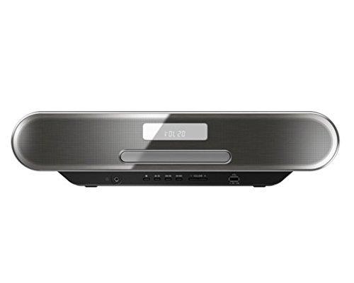 Panasonic SC-RS52EG-K Micro-Catena per MP3, Nero