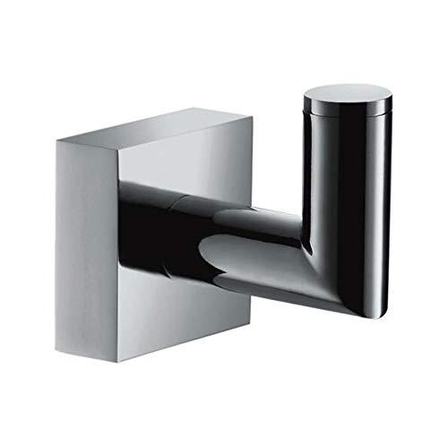 LA BOUTTIE Moderno gancio cromato per accappatoio quadrato di lusso accessorio da bagno