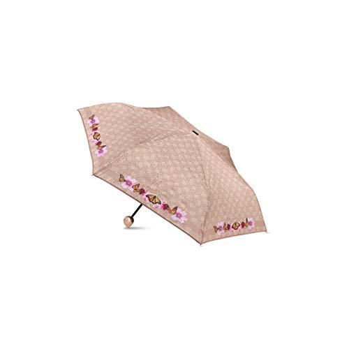 Braccialini Ombrello mini BC850 sabbia manico 3d rosa