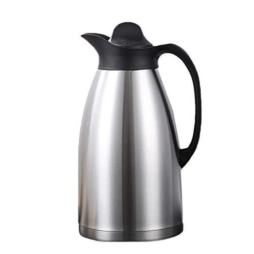 YINUO Cups Isolationstopf Haushaltsthermos Edelstahl Europäische Wärmflasche Große Kapazität Warmwasserflasche 3L Thermosgefäße Thermosflaschen Flachmänner
