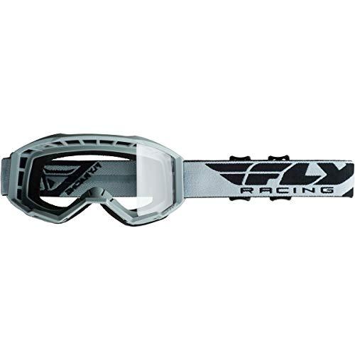 Fly Racing 2020 Focus Goggles (Grey)