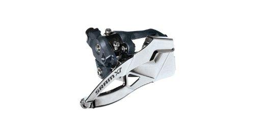 Sram Umwerfer X.7, schwarz-grau, 42T (S1), 2x10, 401000087