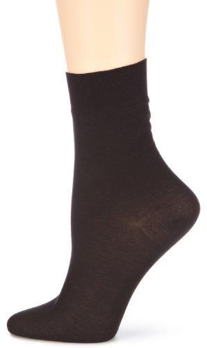 Hudson Damen Relax Light Socken, Blickdicht, Schwarz (Black 0005), 39-42