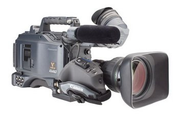 Panasonic AJ-HPX2700G VariCam Camcorder