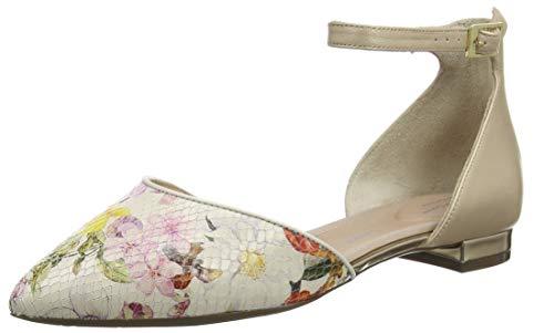 Rockport Total Motion Adelyn 2 Piece, Sandales Bout fermé Femme, Multicolore (Floral 001), 41 EU