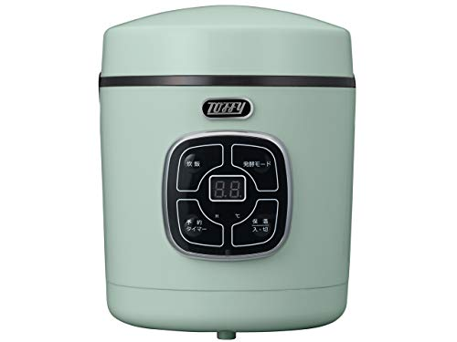 K-RC2-PA(PALE AQUA) マイコン炊飯器 1.5合